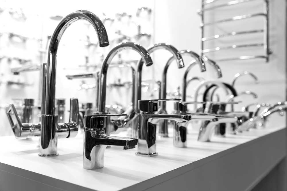 Pluminco Trade faucets